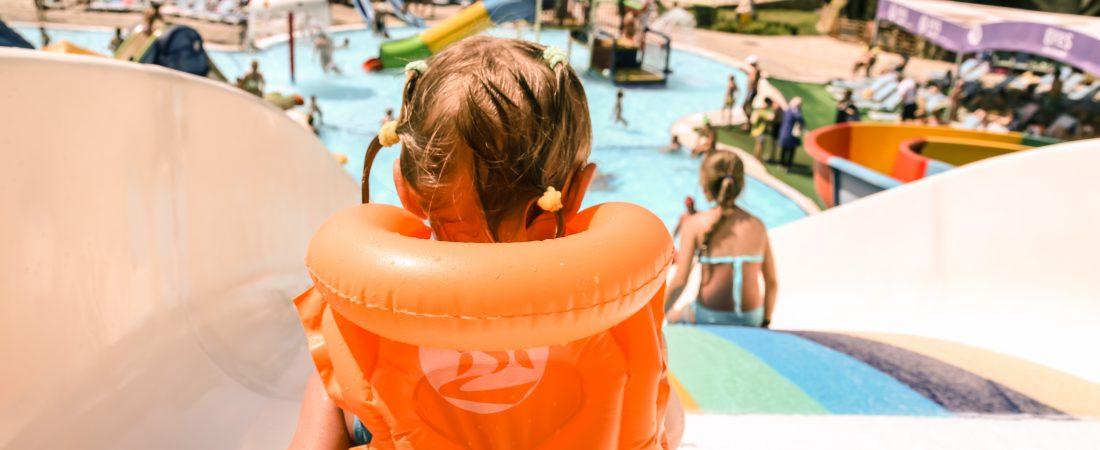 Сезонное закрытие аквапарка 23 сентября